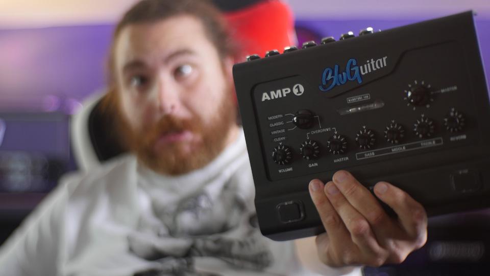 Blueguitar AMP1